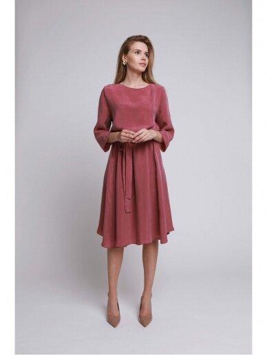 ROBI AGNES suknelė VIKI dusty pink 19