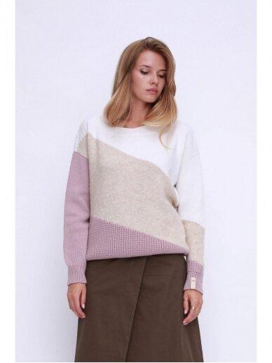 ROBI AGNES megztinis MARIELLE pink 16