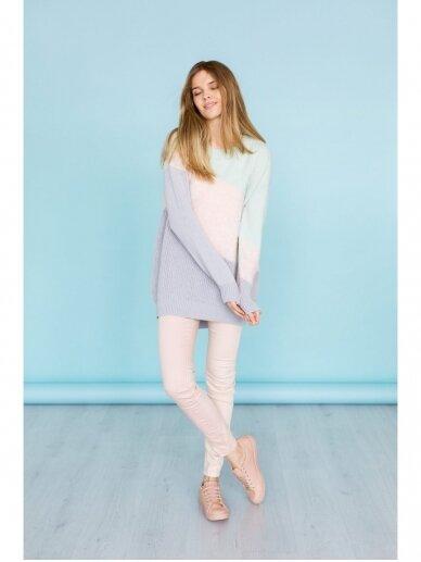 ROBI AGNES megztinis MARIELLE pink 8