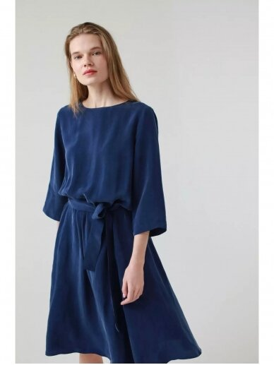ROBI AGNES suknelė VIKI dark blue 16