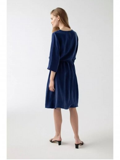 ROBI AGNES suknelė VIKI dark blue 15