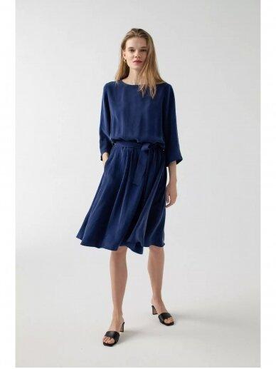 ROBI AGNES suknelė VIKI dark blue 14