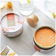 Aromatinės žvakės - atmosferos kūrėjai
