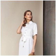 Baltų drabužių priežiūra ir derinimas