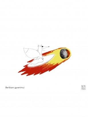 Balto Miško DOVANŲ KUPONAS- BERIBIAM GYVENIMUI