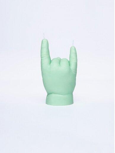 BABY Hand žvakė you ROCK 5