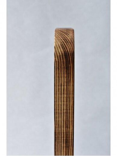 BUT FIRST  WOOD medinė lentelė Dakota 4