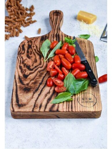 BUT FIRST  WOOD  medinė lentelė Lima 4