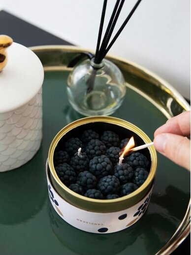 CandleCan žvakė BLACKBERRY