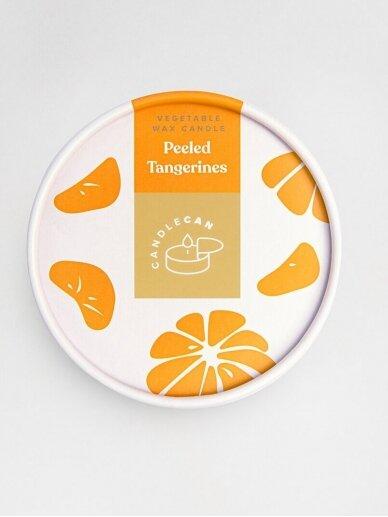 CandleCan žvakė Peeled Tangerines 2