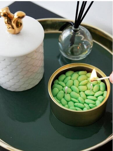CandleCan žvakė MINT BEANS