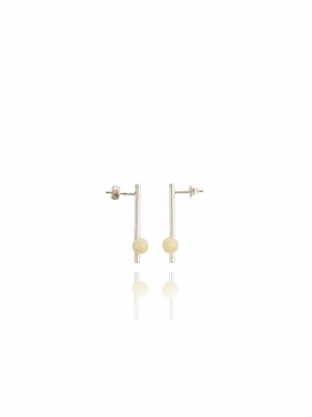 Ketri Amber Jewelry earrings