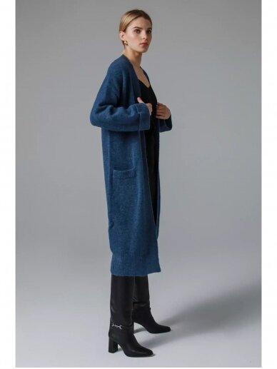 ROBI AGNES ilgas kardiganas su kišenėm CLOE 16