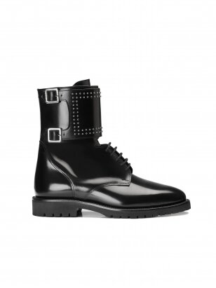 COOCOOMOS batai BLACK BOOTS