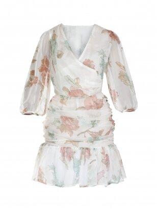 COOCOOMOS  šilkinė suknelė Flowery
