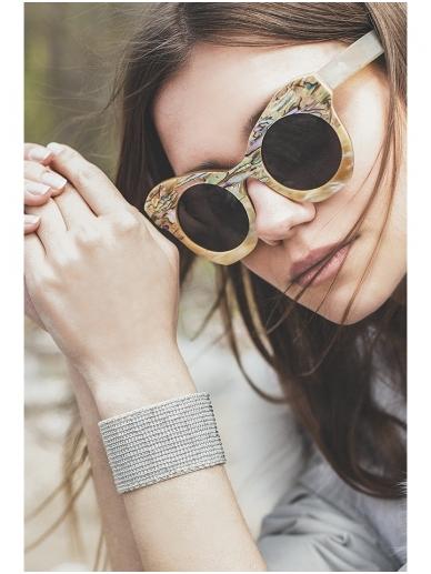 COOCOOMOS akiniai nuo saulės SHINY 4
