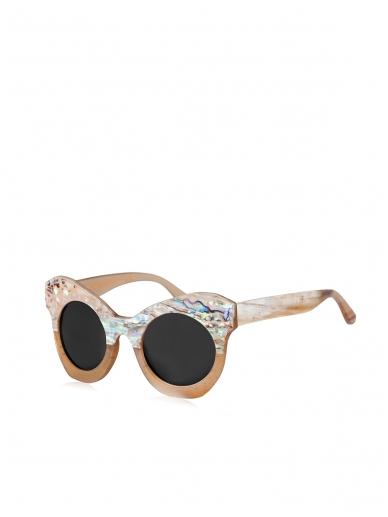 COOCOOMOS akiniai nuo saulės SHINY