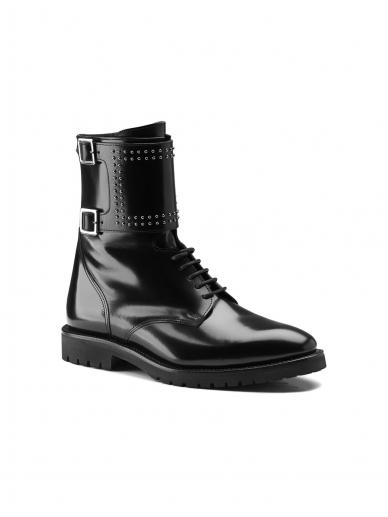 COOCOOMOS batai BLACK BOOTS 4