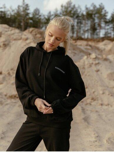 COOCOOMOS džemperis BLACK 4