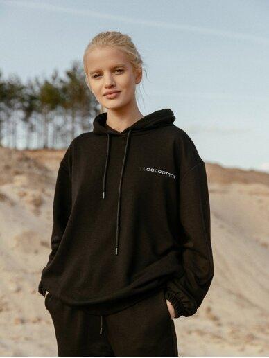 COOCOOMOS džemperis BLACK