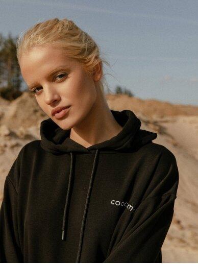 COOCOOMOS džemperis BLACK 5
