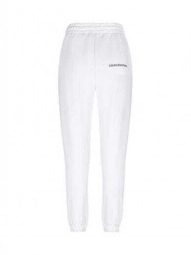 COOCOOMOS kelnės WHITE 3