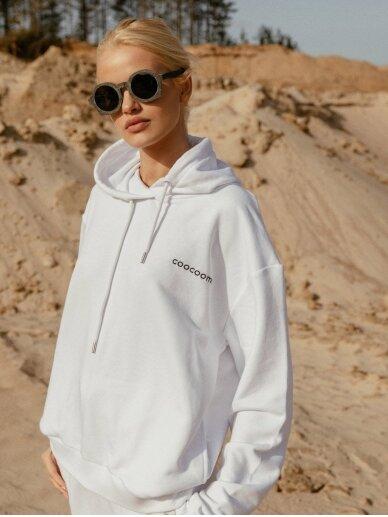 COOCOOMOS džemperis WHITE
