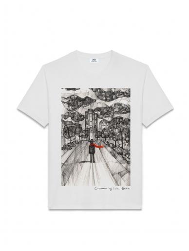 COOCOOMOS marškinėliai PARIS