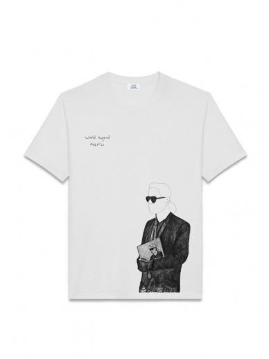 COOCOOMOS marškinėliai WORL LEGEND