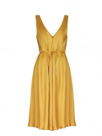 COOCOOMOS suknelė Yellow 3