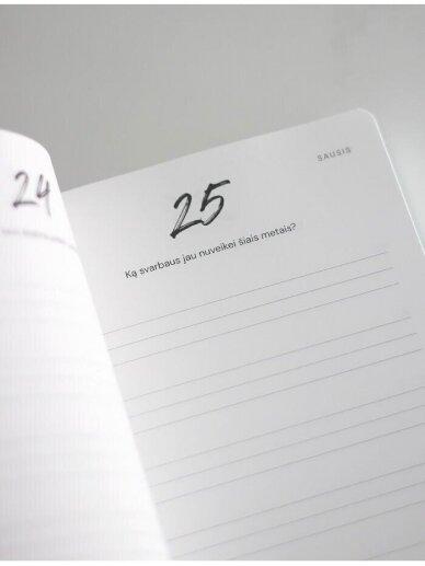 BIG LITTLE THINGS 5 metų dienoraštis 4