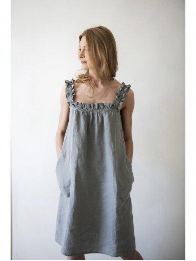 """Grand Duchess Lininė suknelė """"Žaisminga"""" 2"""