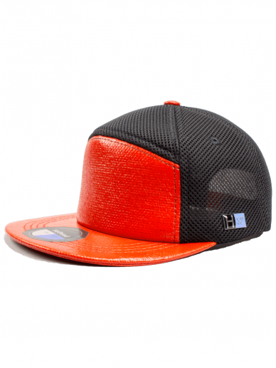 Hothead Cap Co.Neopreno hybrid five panel kepurė