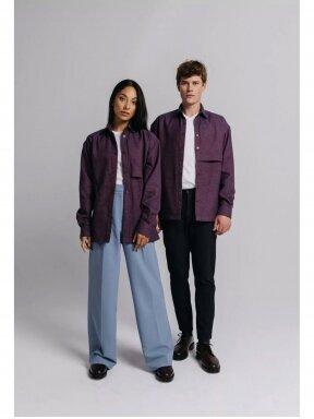 HUGINN MUNINN Uniseksinis Heimdallur švarkas- marškiniai