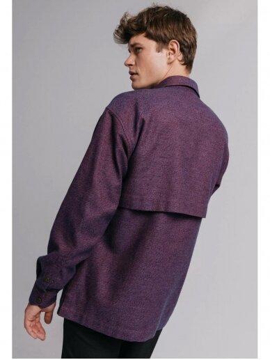 HUGINN MUNINN Uniseksinis Heimdallur švarkas- marškiniai 2