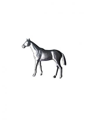 Ingrida Didika Taikomosios dailes dirbinys - segė žirgas