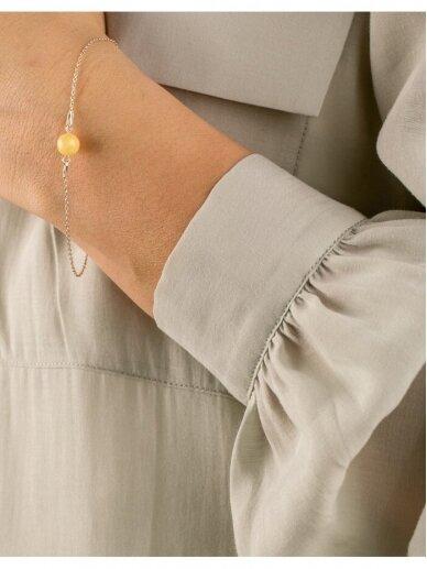 Ketri Amber Jewelry apyrankė