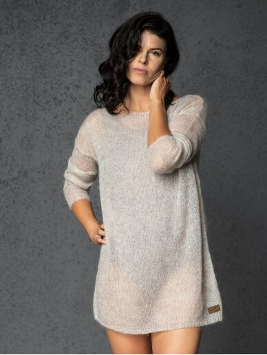 AG DESIGN moheros megztinis DUNE 8