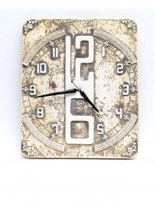 ArtTyzenHauz autorinis sieninis laikrodis