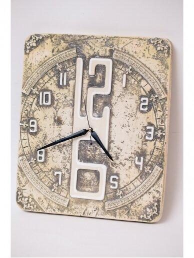 ArtTyzenHauz autorinis sieninis laikrodis 2