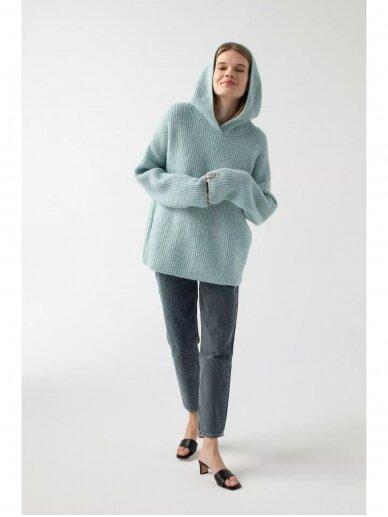ROBI AGNES megztas džemperis LOU GREY 9