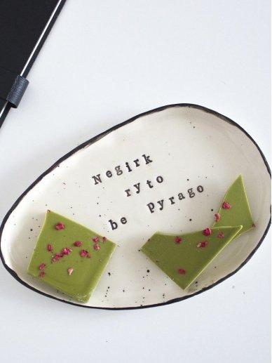 RaMi keramika lėkštė 3