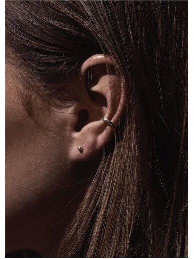 NO MORE auskaras LINE  EAR CUFF 4