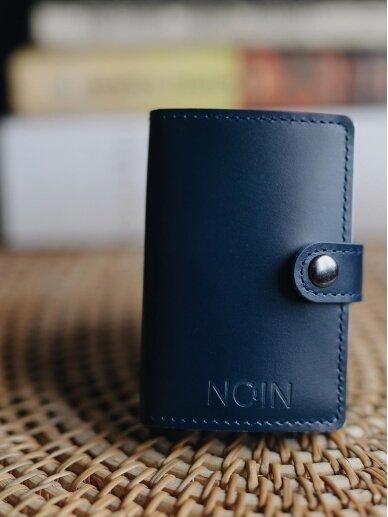 NOCOIN piniginė mėlyna 3