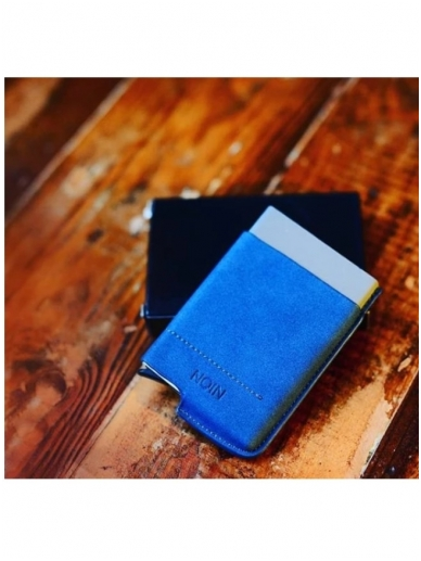 NOCOIN piniginė mėlyna 2
