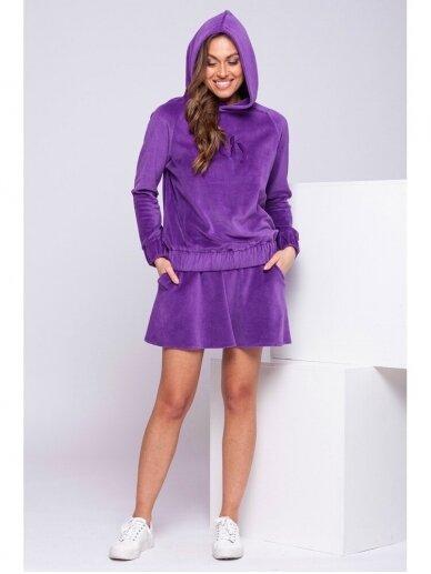 OWN WEAR džemperis YDY violetinis 3