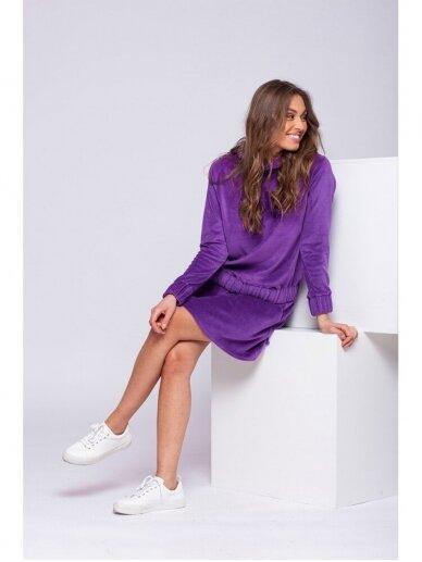 OWN WEAR džemperis YDY violetinis 5