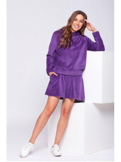 OWN WEAR džemperis YDY violetinis 6