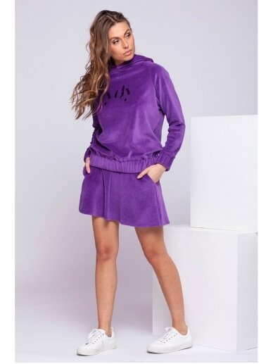 OWN WEAR džemperis YDY violetinis