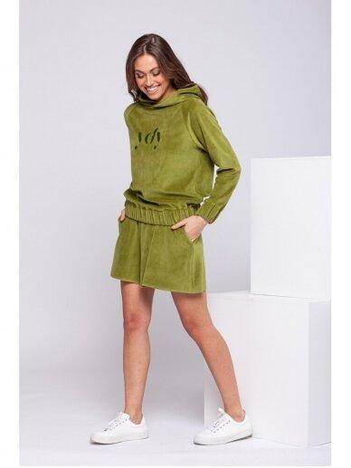 OWN WEAR džemperis YDY žalias